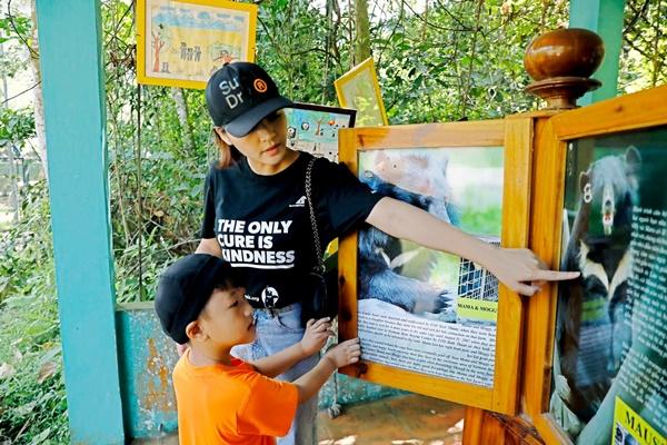 Thu Quỳnh và con trai tự nguyện cách ly ở nhà, thêm hành động này khiến ai cũng tấm tắc khen-2