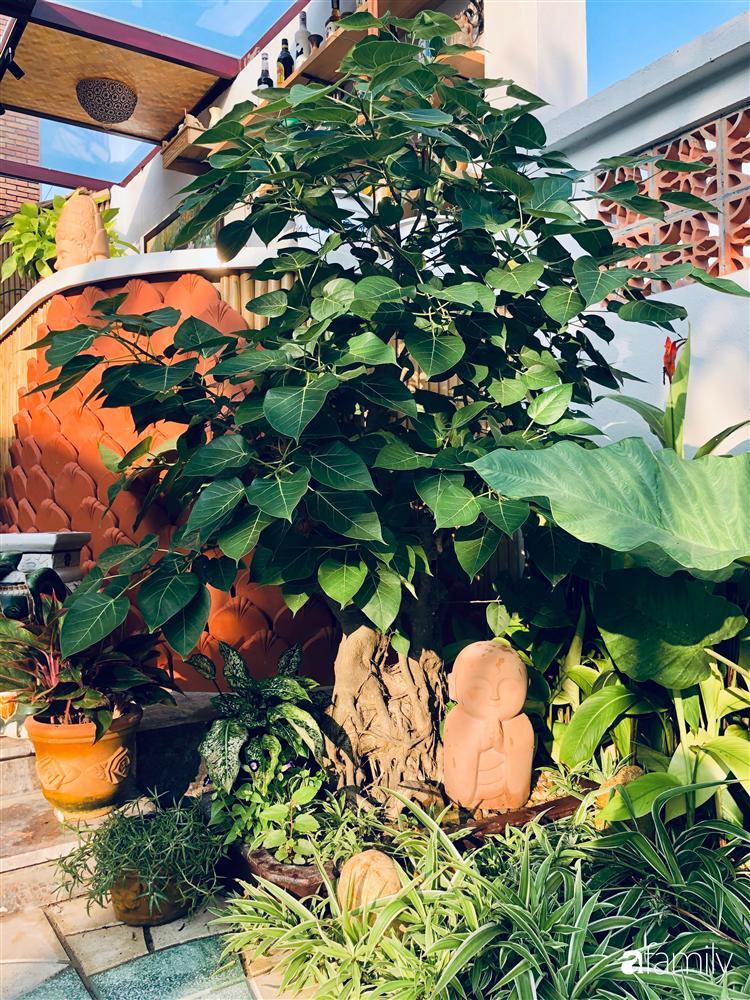 Ngôi nhà vườn xanh mát bóng cây do vợ chồng cùng nhau thiết kế ở Hội An-26