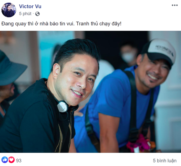 HOT: Đinh Ngọc Diệp chính thức hạ sinh quý tử thứ hai cho đạo diễn Victor Vũ-1