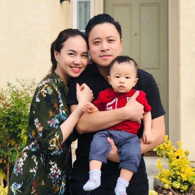 HOT: Đinh Ngọc Diệp chính thức hạ sinh quý tử thứ hai cho đạo diễn Victor Vũ-3