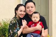 HOT: Đinh Ngọc Diệp chính thức hạ sinh quý tử thứ hai cho đạo diễn Victor Vũ