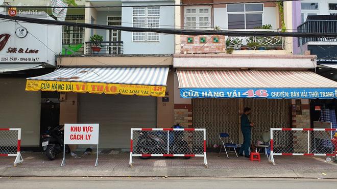 TP. HCM: Phong toả 3 căn nhà ở quận Tân Phú vì một trường hợp liên quan đến BN436-2