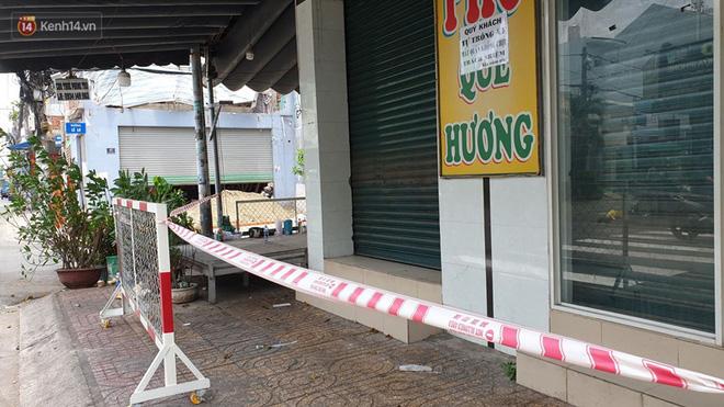 TP. HCM: Phong toả 3 căn nhà ở quận Tân Phú vì một trường hợp liên quan đến BN436-3