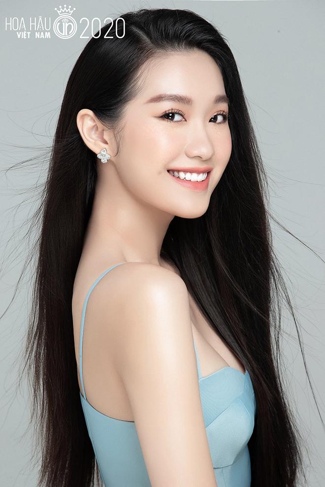 Hot girl có tiếng tham gia Hoa hậu Việt Nam, lập tức gây ấn tượng bởi nhan sắc quá xinh-1