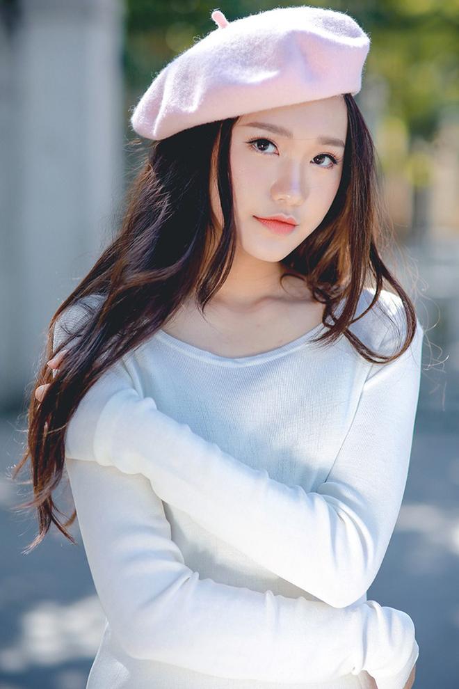 Hot girl có tiếng tham gia Hoa hậu Việt Nam, lập tức gây ấn tượng bởi nhan sắc quá xinh-4