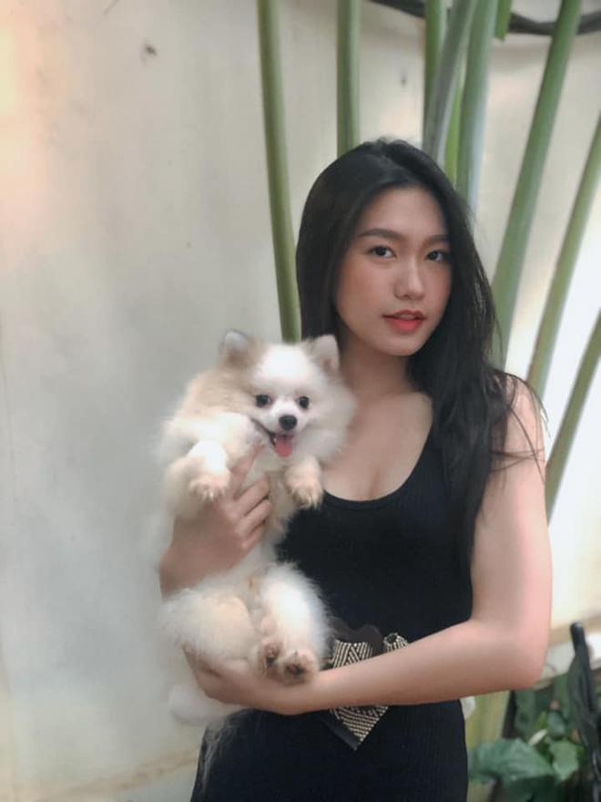 Hot girl có tiếng tham gia Hoa hậu Việt Nam, lập tức gây ấn tượng bởi nhan sắc quá xinh-5