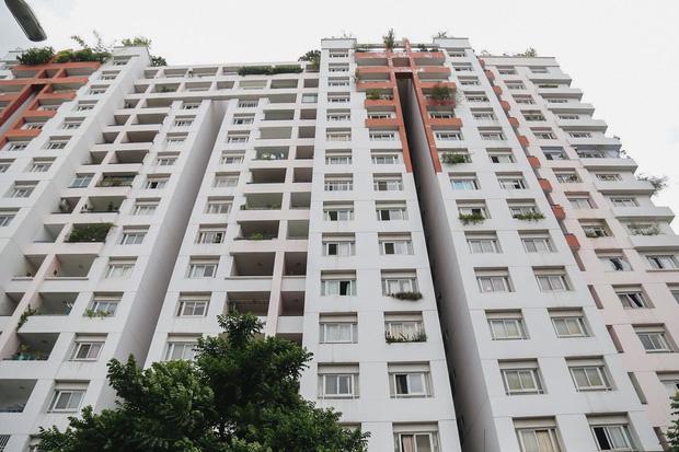 TP. HCM: Phong toả một chung cư ở quận 12, cách ly hơn 100 hộ dân-1