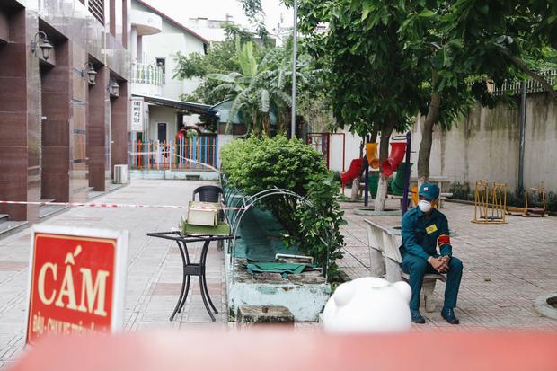 TP. HCM: Phong toả một chung cư ở quận 12, cách ly hơn 100 hộ dân-2