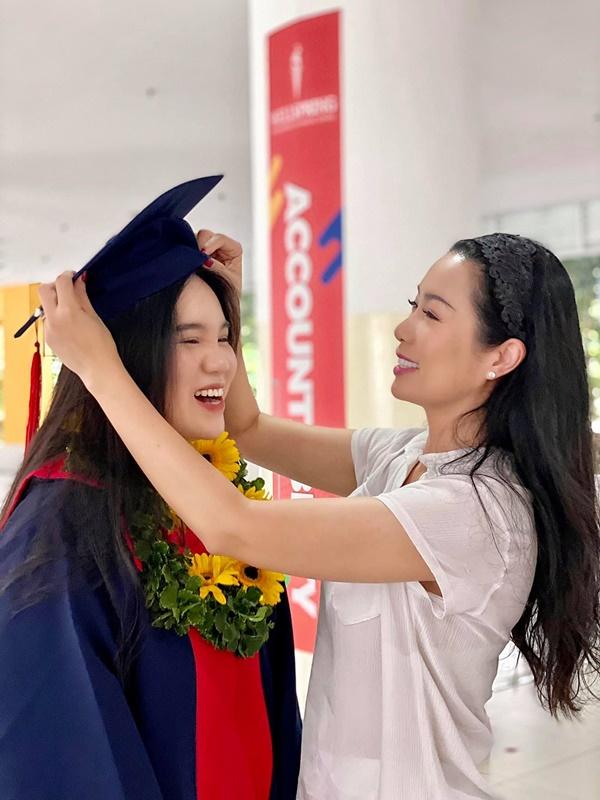 Học lỏm bí quyết khéo dạy con của Á hậu Trịnh Kim Chi: Gái lớn có tài lại có nết; gái nhỏ giản dị, khiêm nhường-3