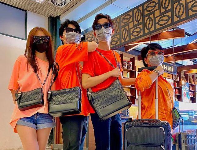 Trấn Thành bị góp ý khi đăng ảnh du lịch với nhóm bạn-2