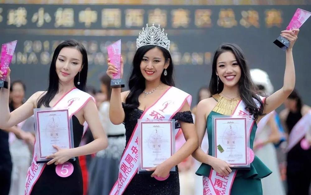 Diễn áo tắm giữa phố và sự bát nháo của cuộc thi hoa hậu ở Trung Quốc-3