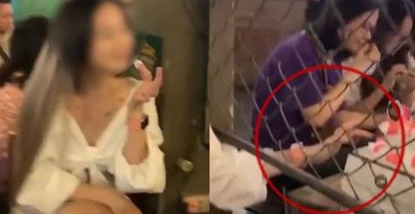 Cô gái Việt bị dân mạng chỉ trích kịch liệt vì thè lưỡi liếm đĩa sushi đang chạy trên băng chuyền trong cửa hàng ở Nhật Bản-4