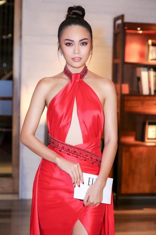 Đụng hàng loạt sao Việt trắng trẻo, hoa hậu Vbiz chứng tỏ da ngăm vẫn vô tư mặc màu nổi-17