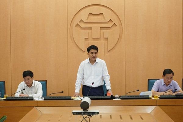 Chủ tịch Hà Nội: Người từ Đà Nẵng về test nhanh âm tính chưa phải yên tâm 100% mà cần cách ly-2