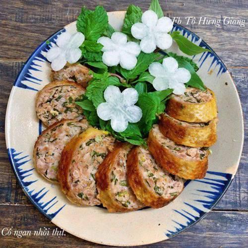 5 món thịt nhồi chiên, nướng thơm lừng đảm bảo chồng con đều thích mê-1