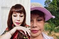 Tự tin chụp ảnh ảo với làn da nhẵn thín, cô dâu 63 tuổi ở Cao Bằng trông như thế nào trong clip livestream?