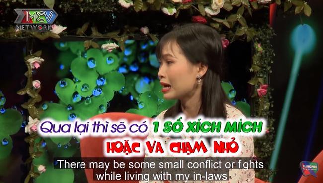 Bạn muốn hẹn hò: Hồng Vân bỗng dưng hỏi nữ chính có hiếu thảo với cha mẹ hay không, liền bị Quyền Linh bắt bẻ-5