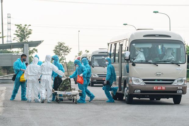 Lịch trình di chuyển của bệnh nhân số 621 vừa được công bố: Từng đi xe ôm, xe khách và ghé chợ mua thức ăn-1