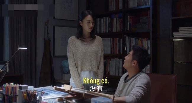 Phim hot 30 chưa phải là hết: Lộ cảnh trà xanh lần đầu gặp Cố Giai, mặt dày hỏi han trong khi gã chồng tồi đứng cạnh-6