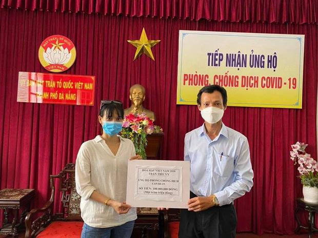 Sao Vbiz đồng lòng hỗ trợ Đà Nẵng chống dịch: Denis - Trung Quân kêu gọi gần 200 triệu, H'Hen Niê nói rõ lí do góp 50 triệu-6