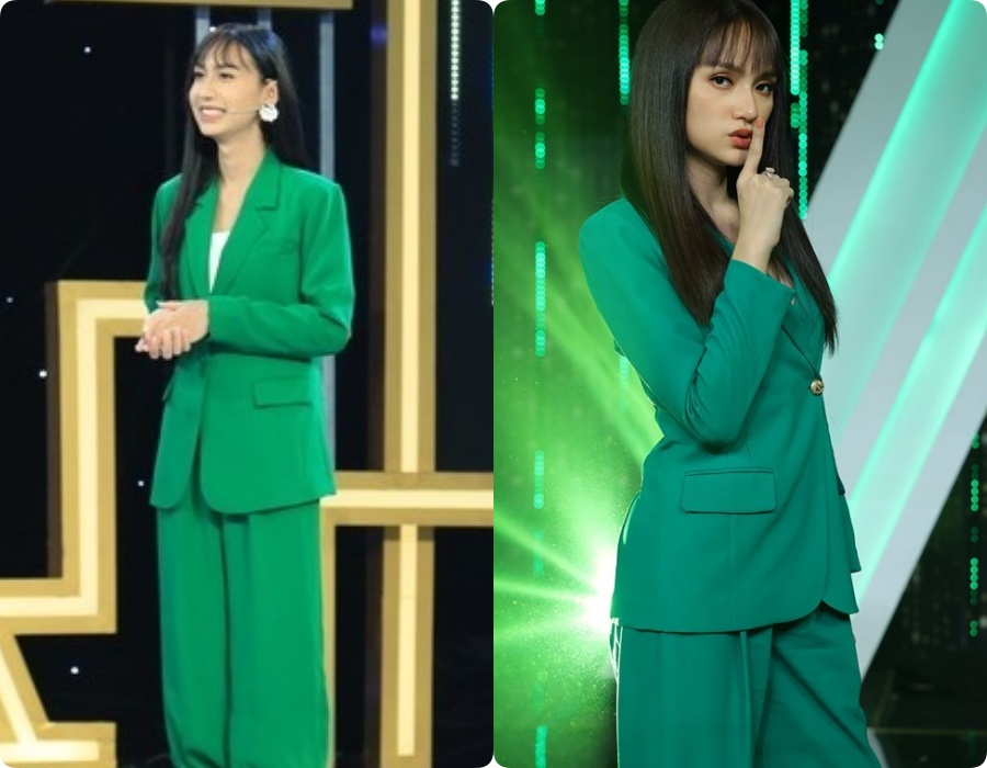 5 lần 7 lượt Lynk Lee ăn diện đặc sệt Hương Giang: Học hỏi phong cách hay muốn làm bản sao của Hoa hậu chuyển giới-3