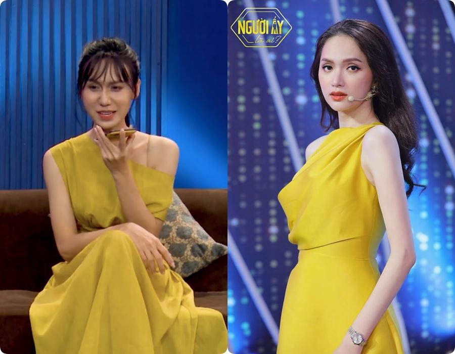 5 lần 7 lượt Lynk Lee ăn diện đặc sệt Hương Giang: Học hỏi phong cách hay muốn làm bản sao của Hoa hậu chuyển giới-5