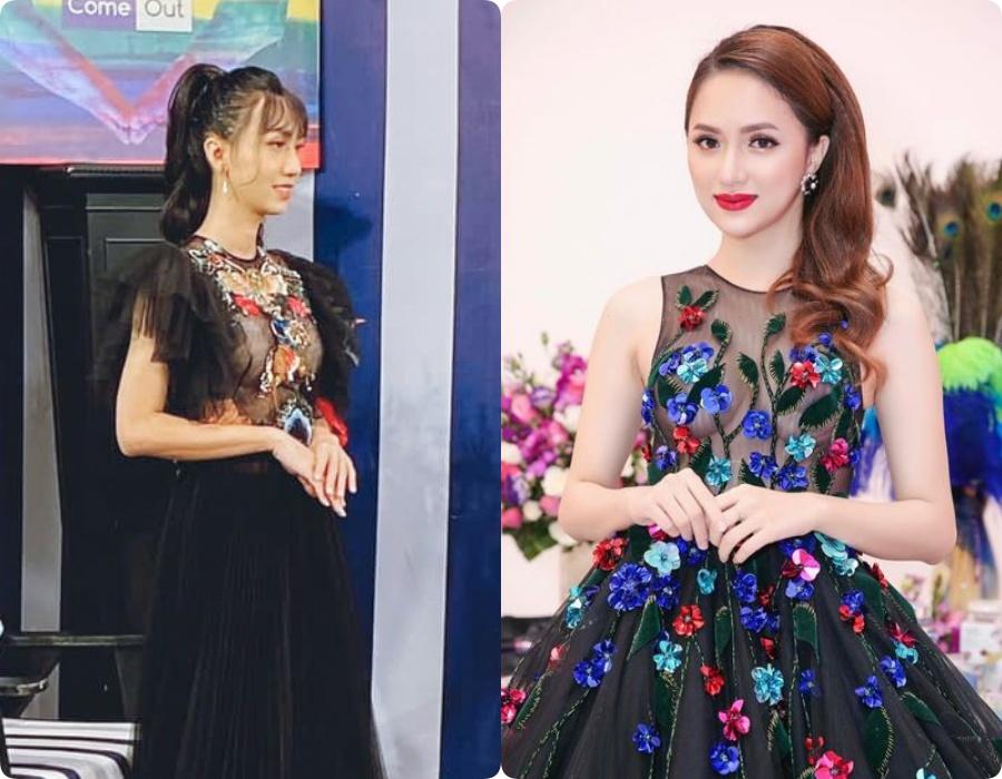 5 lần 7 lượt Lynk Lee ăn diện đặc sệt Hương Giang: Học hỏi phong cách hay muốn làm bản sao của Hoa hậu chuyển giới-6