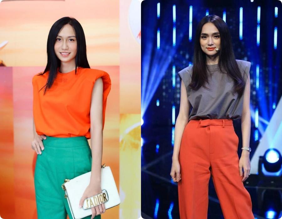 5 lần 7 lượt Lynk Lee ăn diện đặc sệt Hương Giang: Học hỏi phong cách hay muốn làm bản sao của Hoa hậu chuyển giới-7