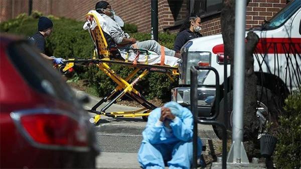CDC cảnh báo 20 ngày chết chóc vì Covid-19 ở Mỹ-1