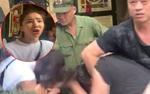Lưu Đê Ly và anti-fan ẩu đả giữa phố Hàng Buồm