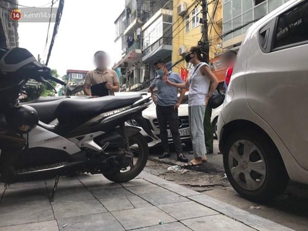 Vụ Lưu Đê Ly và antifan ẩu đả, giật tóc trên phố Hàng Buồm: Công an vào cuộc, nhân chứng kể lại sự việc-4