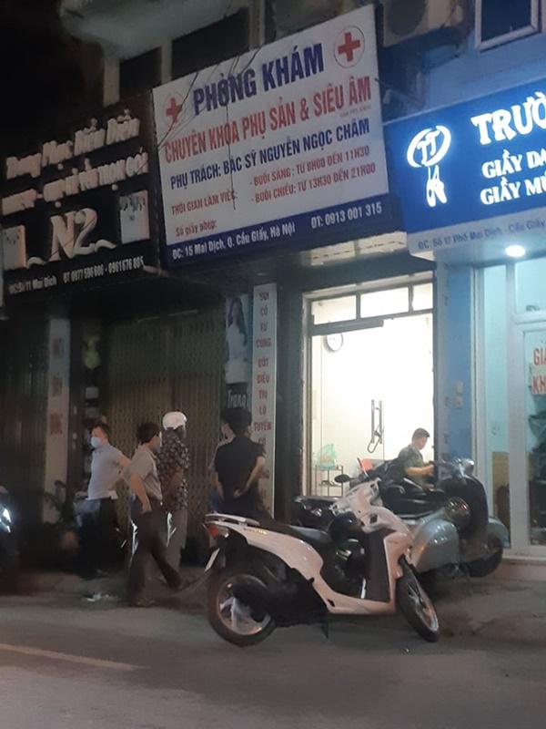 NÓNG: Thai phụ 15 tuần tử vong tại phòng khám tư ở Hà Nội-1