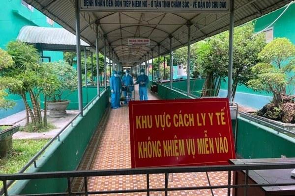 Thêm 10 ca mắc mới COVID-19 có liên quan đến BV Đà Nẵng, Việt Nam có 652 ca-1