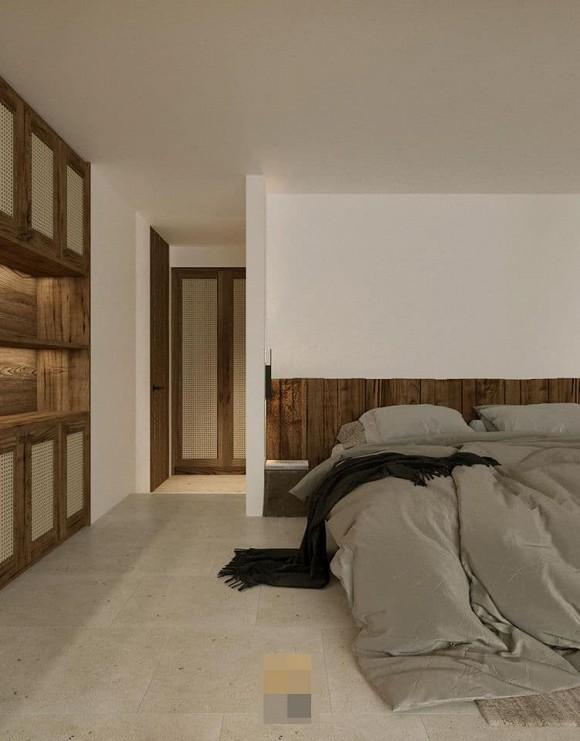 Không gian giản đơn, mộc mạc bên trong căn hộ 350 m2 của ca nương Kiều Anh-10