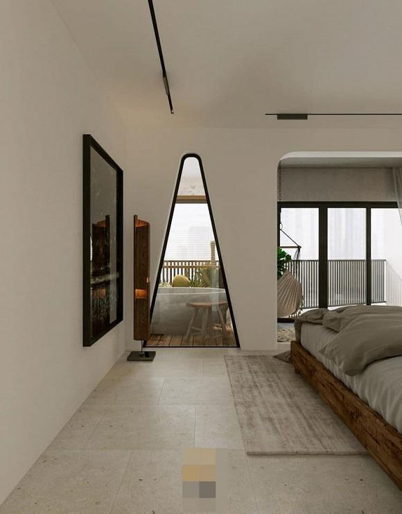 Không gian giản đơn, mộc mạc bên trong căn hộ 350 m2 của ca nương Kiều Anh-13
