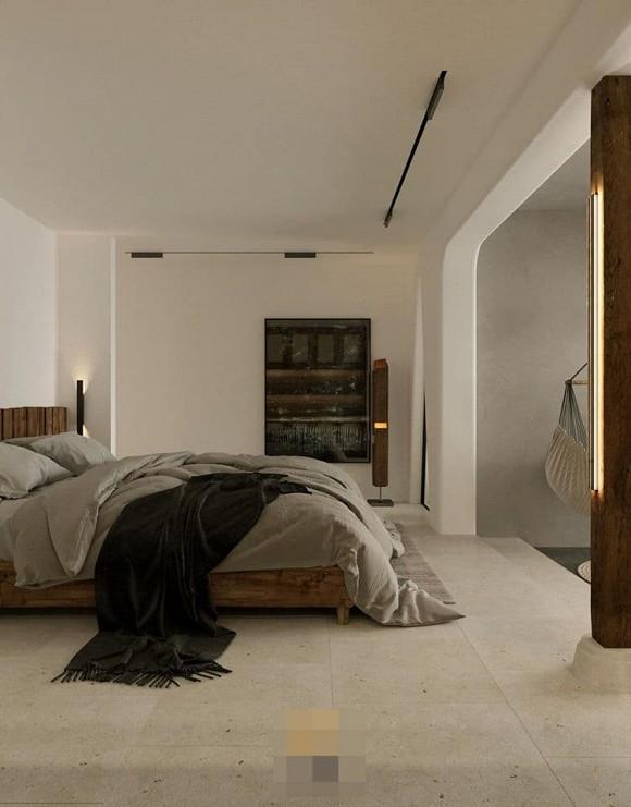 Không gian giản đơn, mộc mạc bên trong căn hộ 350 m2 của ca nương Kiều Anh-14