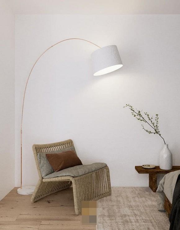 Không gian giản đơn, mộc mạc bên trong căn hộ 350 m2 của ca nương Kiều Anh-15