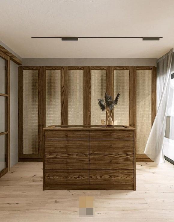 Không gian giản đơn, mộc mạc bên trong căn hộ 350 m2 của ca nương Kiều Anh-16