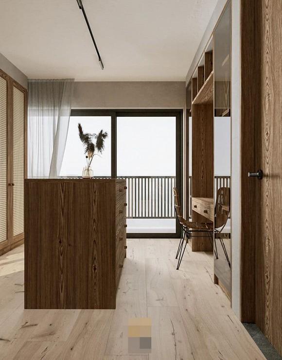 Không gian giản đơn, mộc mạc bên trong căn hộ 350 m2 của ca nương Kiều Anh-17