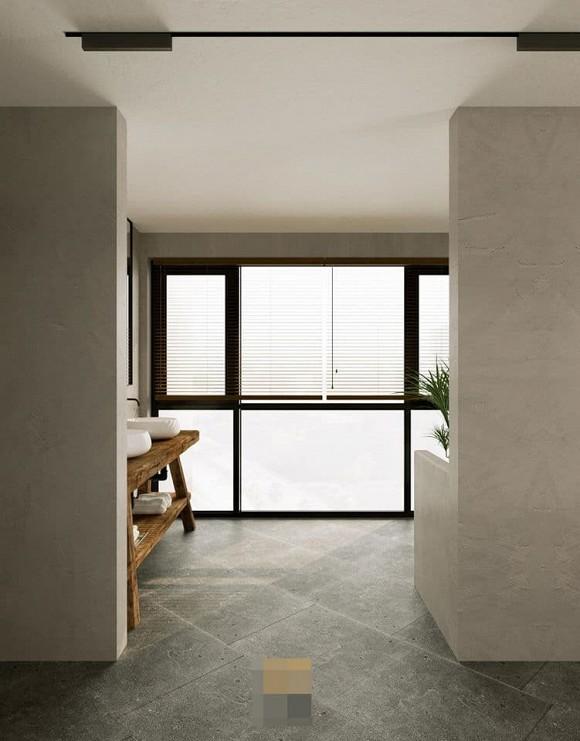 Không gian giản đơn, mộc mạc bên trong căn hộ 350 m2 của ca nương Kiều Anh-19