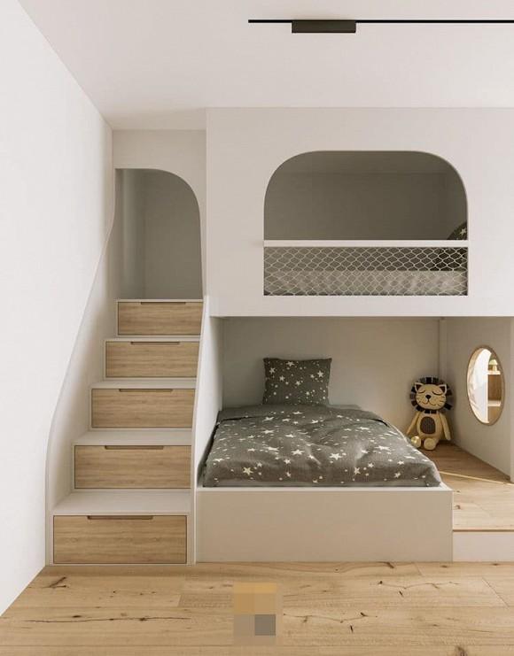 Không gian giản đơn, mộc mạc bên trong căn hộ 350 m2 của ca nương Kiều Anh-21