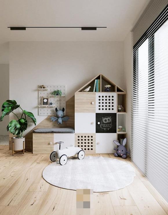 Không gian giản đơn, mộc mạc bên trong căn hộ 350 m2 của ca nương Kiều Anh-22