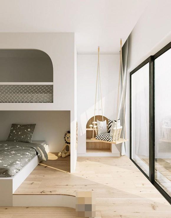 Không gian giản đơn, mộc mạc bên trong căn hộ 350 m2 của ca nương Kiều Anh-23