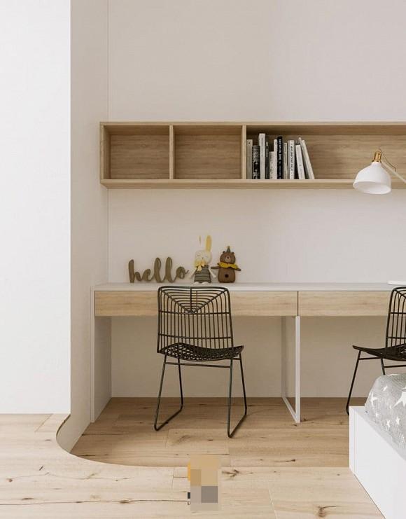 Không gian giản đơn, mộc mạc bên trong căn hộ 350 m2 của ca nương Kiều Anh-24