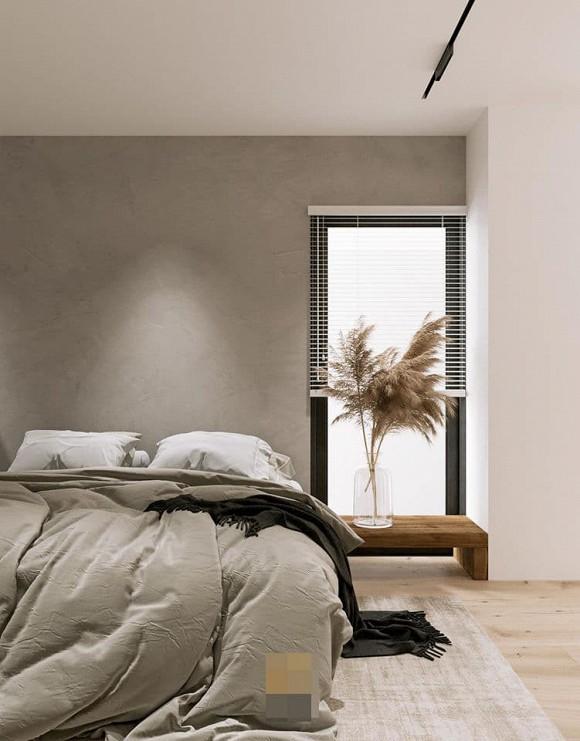 Không gian giản đơn, mộc mạc bên trong căn hộ 350 m2 của ca nương Kiều Anh-25
