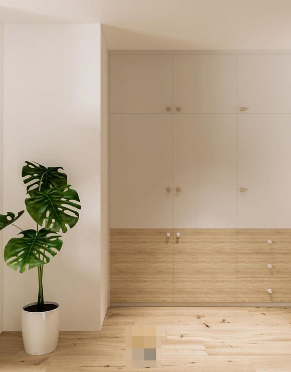 Không gian giản đơn, mộc mạc bên trong căn hộ 350 m2 của ca nương Kiều Anh-27