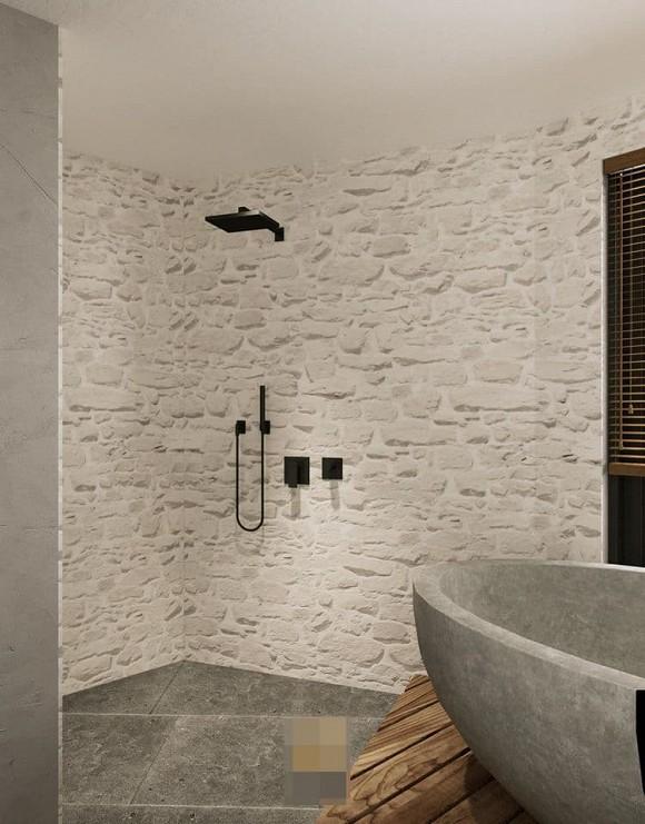 Không gian giản đơn, mộc mạc bên trong căn hộ 350 m2 của ca nương Kiều Anh-30