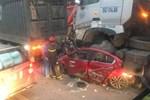 Danh tính 3 nạn nhân tử vong trong vụ tai nạn liên hoàn lúc rạng sáng ở Hà Nội: Người trẻ nhất mới 21 tuổi-2