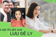 Loạt scandal mang tên Lưu Đê Ly: Khổ sở vì nghi án 'giật chồng', nóng nhất vụ ẩu đả với antifan và bị Hồng Quế dằn mặt