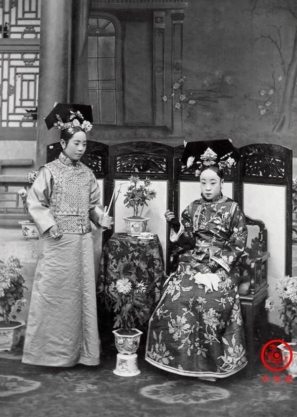 Loạt ảnh khắc họa toàn bộ cuộc sống của gia đình Hoàng đế nhà Thanh cuối cùng: 3 thế hệ cùng sống dưới 1 mái nhà và những câu chuyện ít người biết-3